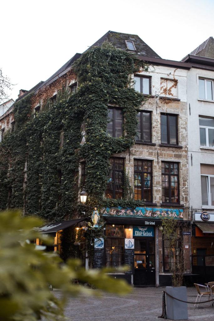 Elfde Gebod in Antwerpen