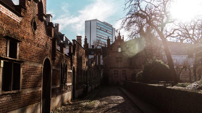 Geheimen van Antwerpen: Begijnhof