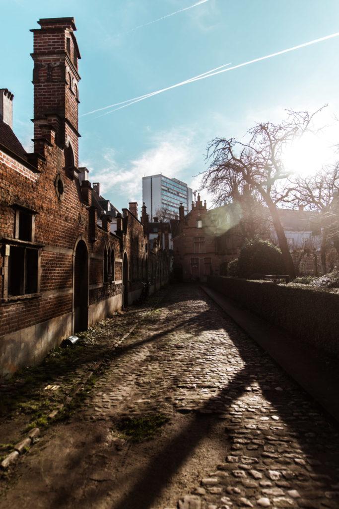 Geheimen van Antwerpen - Begijnhof
