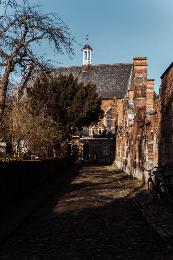 Geheimen van Antwerpen - Het Begijnhof