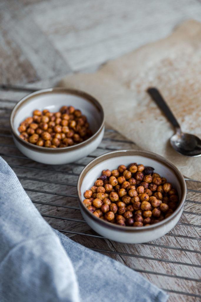 Simpel recept voor een gezond tussendoortje of als topping op een maaltijdsalade