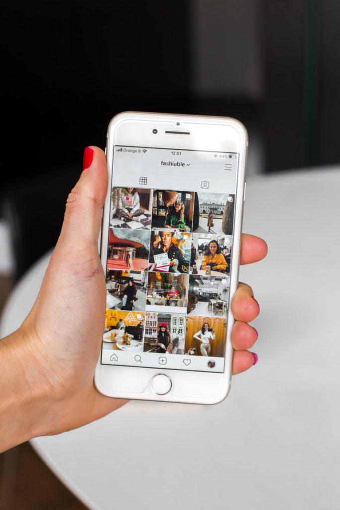 Apps die ik gebruik voor het bewerken van foto's voor Instagram