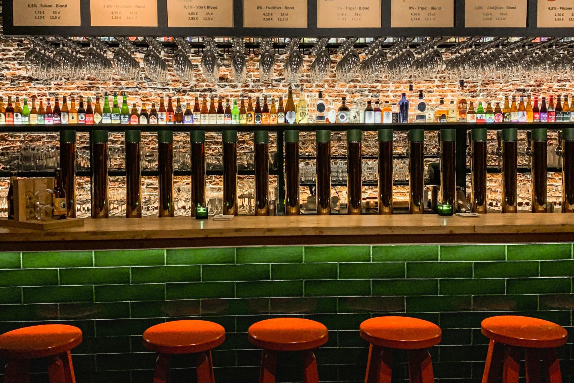 De leukste biercafés van Antwerpen