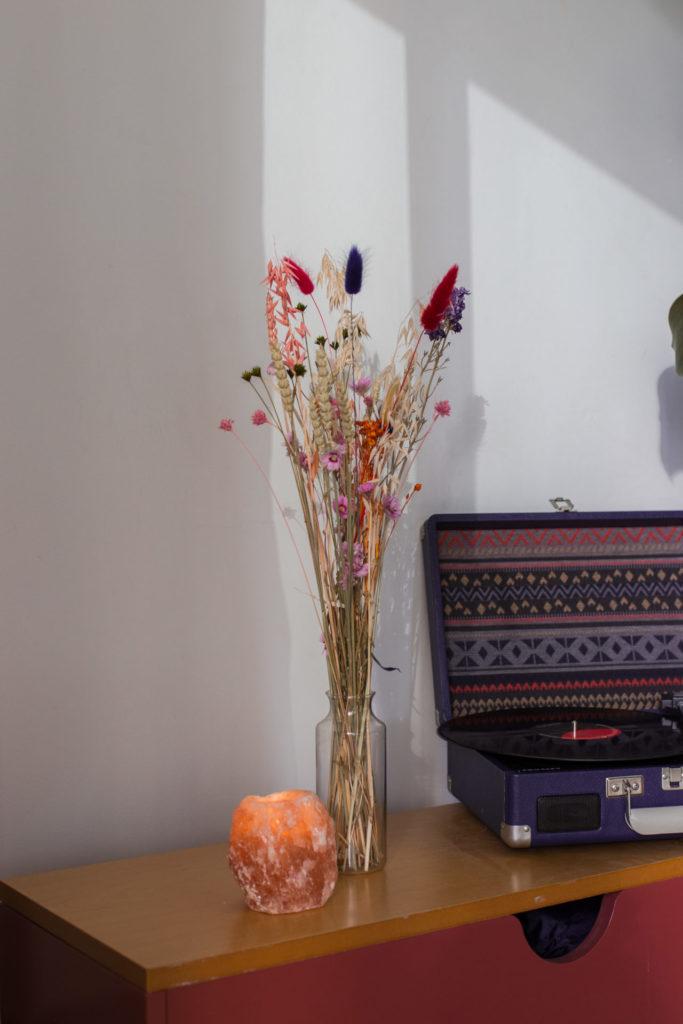 Originele cadeautips voor hem of haar: een bos gedroogde bloemen