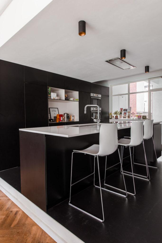 Kijkje in ons appartement - de keuken