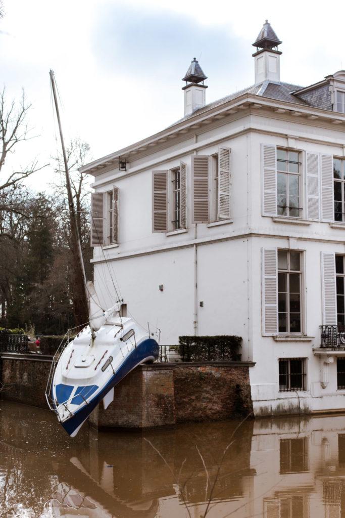 Middelheimmuseum: de gesmolten boot