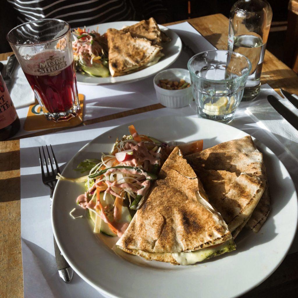 Restaurant Mampoko in Antwerpen