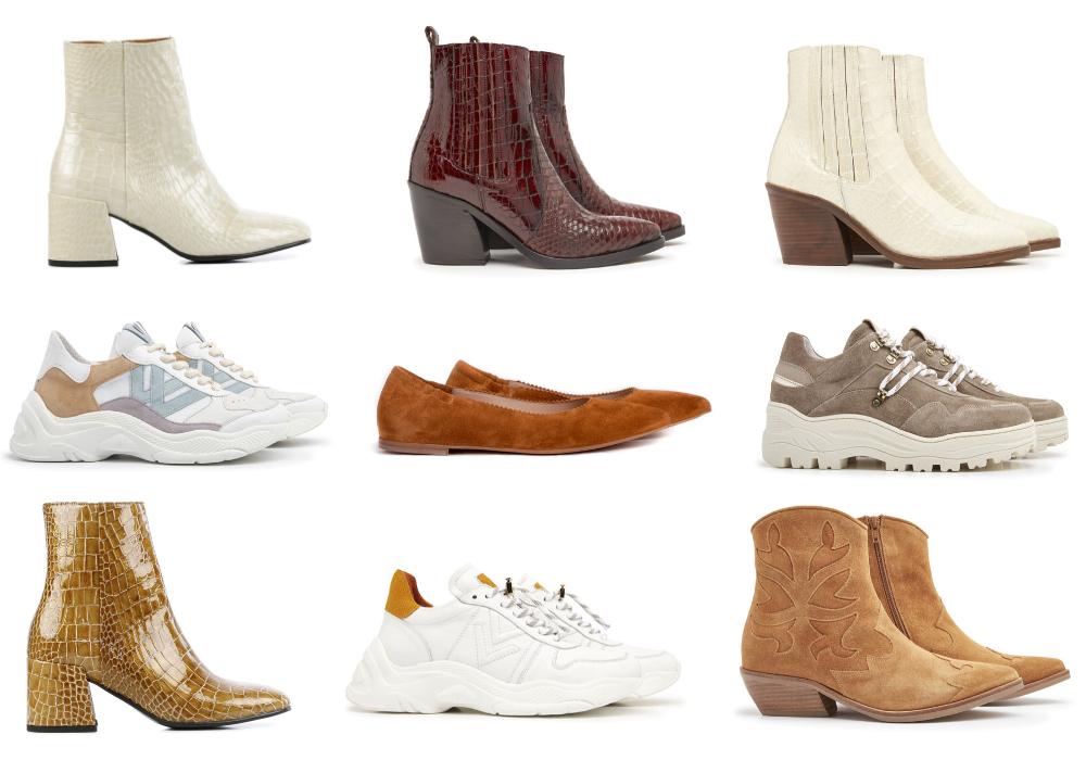 Schoeninspiratie: VIA VAI schoenen via Van den Assem