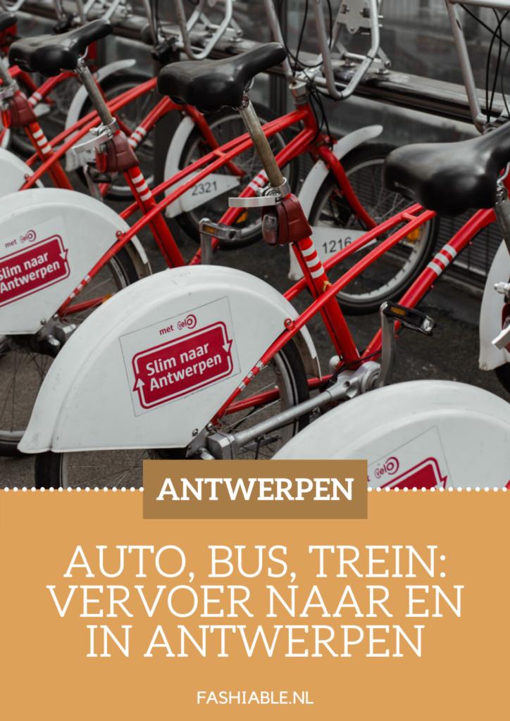 Weekend Antwerpen - Vervoer in en naar de stad