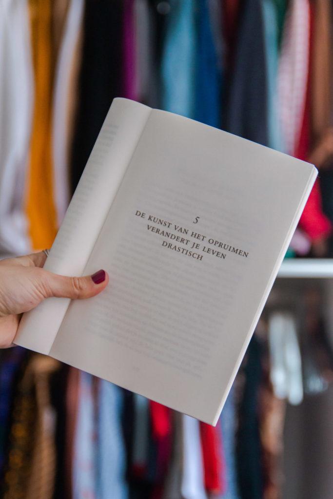 Boek Opgeruimd! van Marie Kondo-2