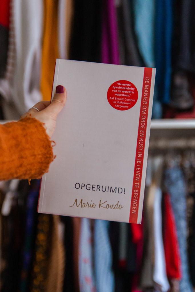 Boek Opgeruimd! van Marie Kondo