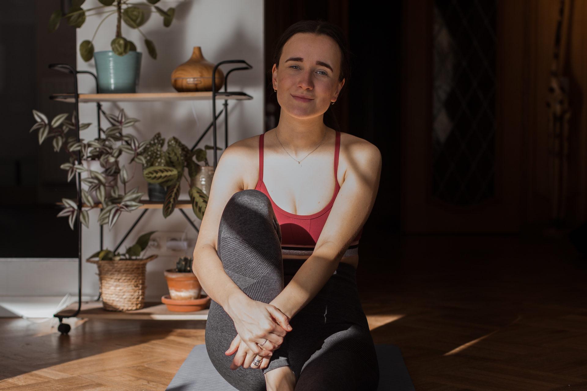 Dit is waarom yoga goed voor je is