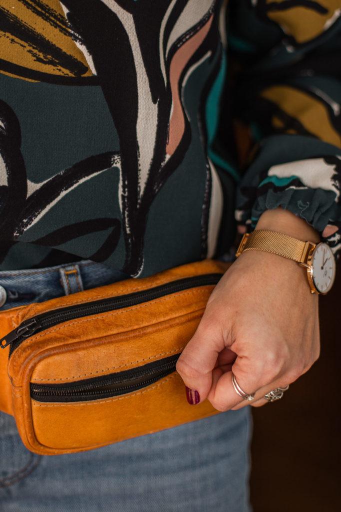 Tweedehands tas: fanny pack