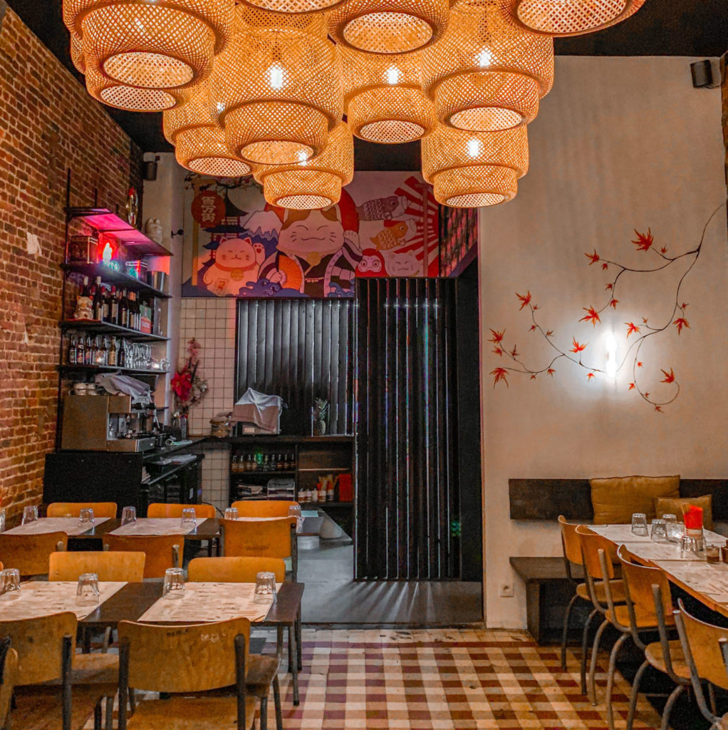 Eten bestellen in Antwerpen: Sum Sum voor Aziatische street food