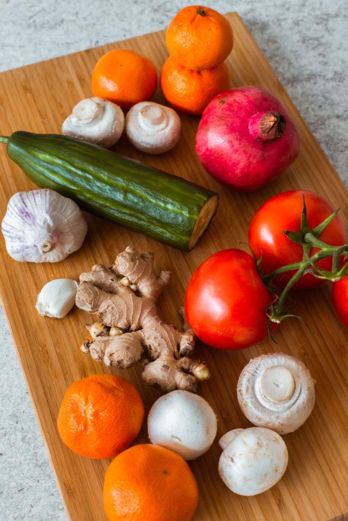 Duurzamer in huis - Koken met seizoensgroenten