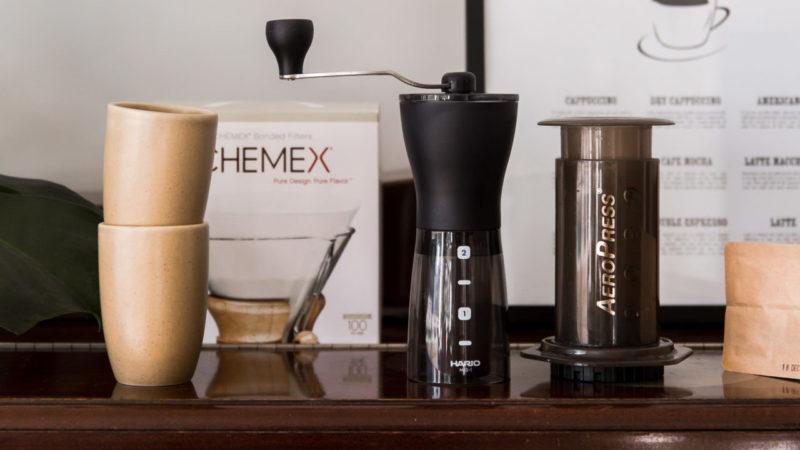 Tools voor lekkerste filterkoffie in huis