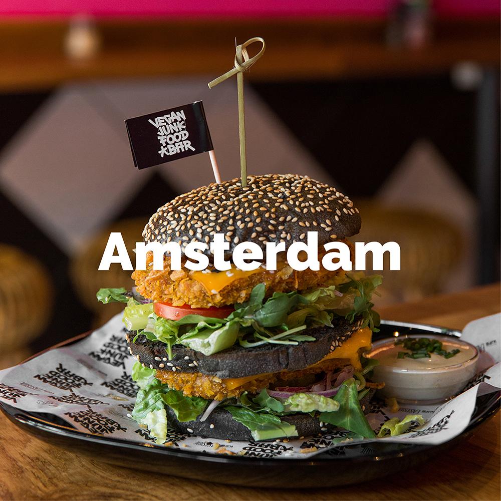 Ontdek de leukste hotspots van Amsterdam