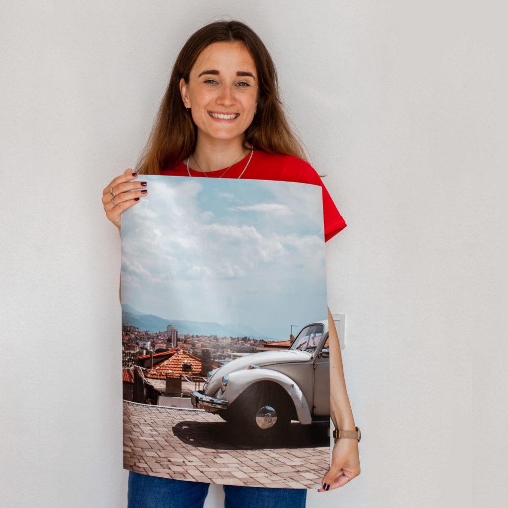 Posters en ansichtkaarten door Nanne van Hout