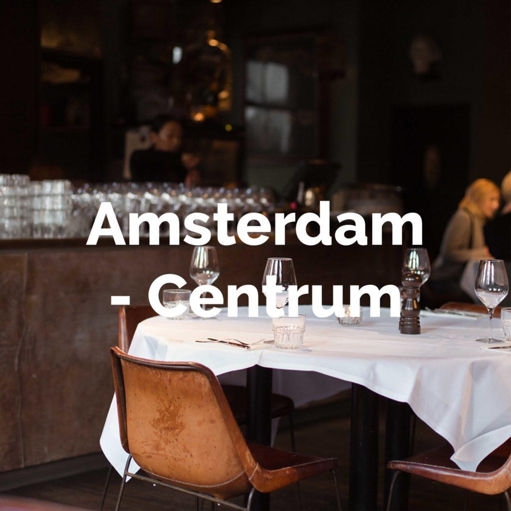 Ontdek de leukste hotspots in het centrum van Amsterdam