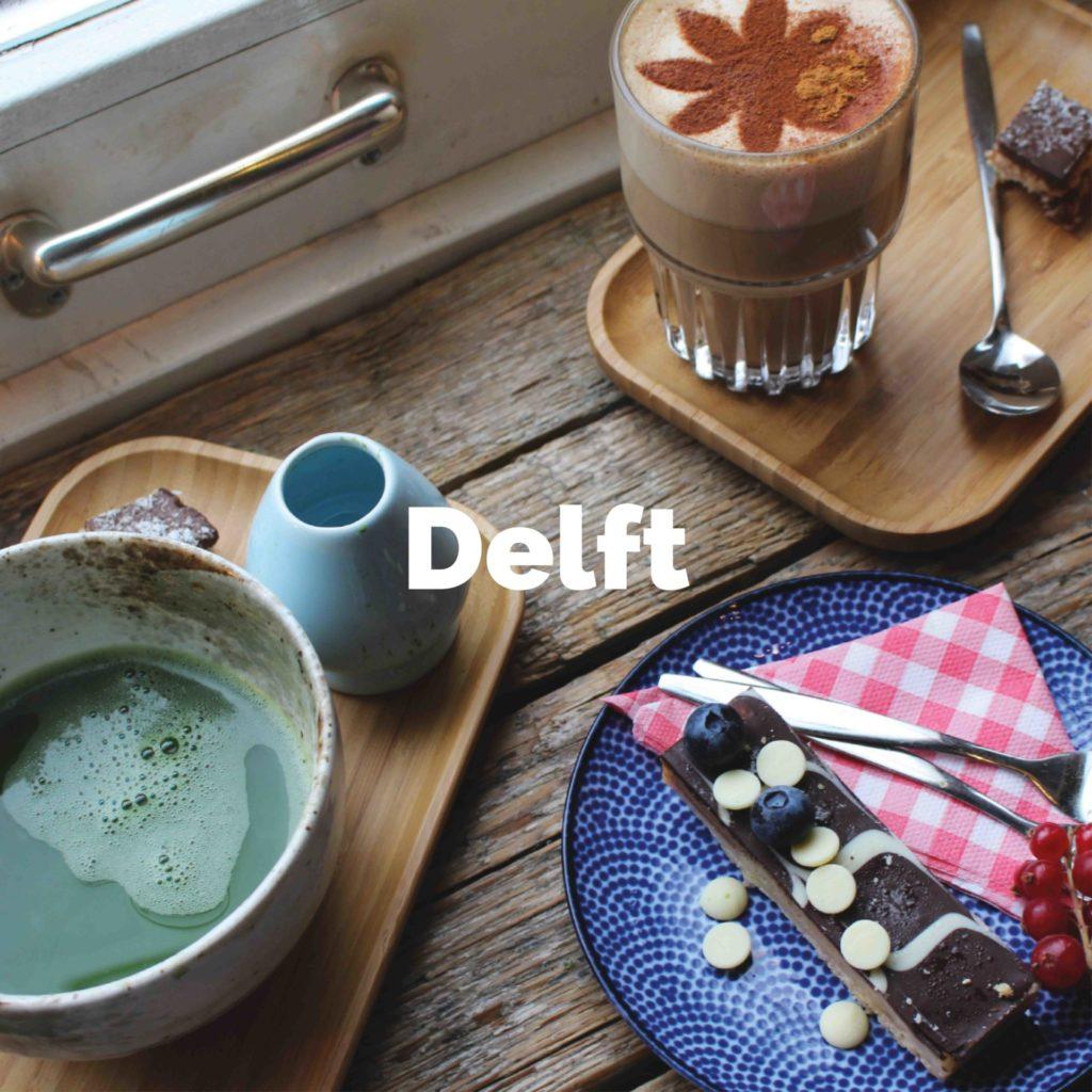 Ontdek alle hotspots in Delft