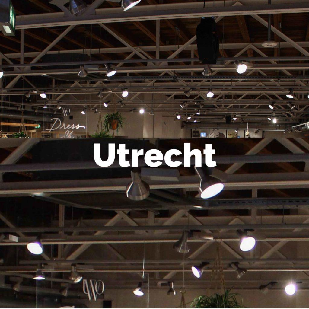 Ontdek de leukste plekken van Utrecht