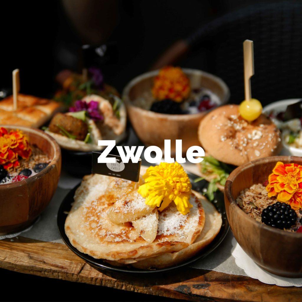 Ontdek de lekkerste en leukste plekken in Zwolle