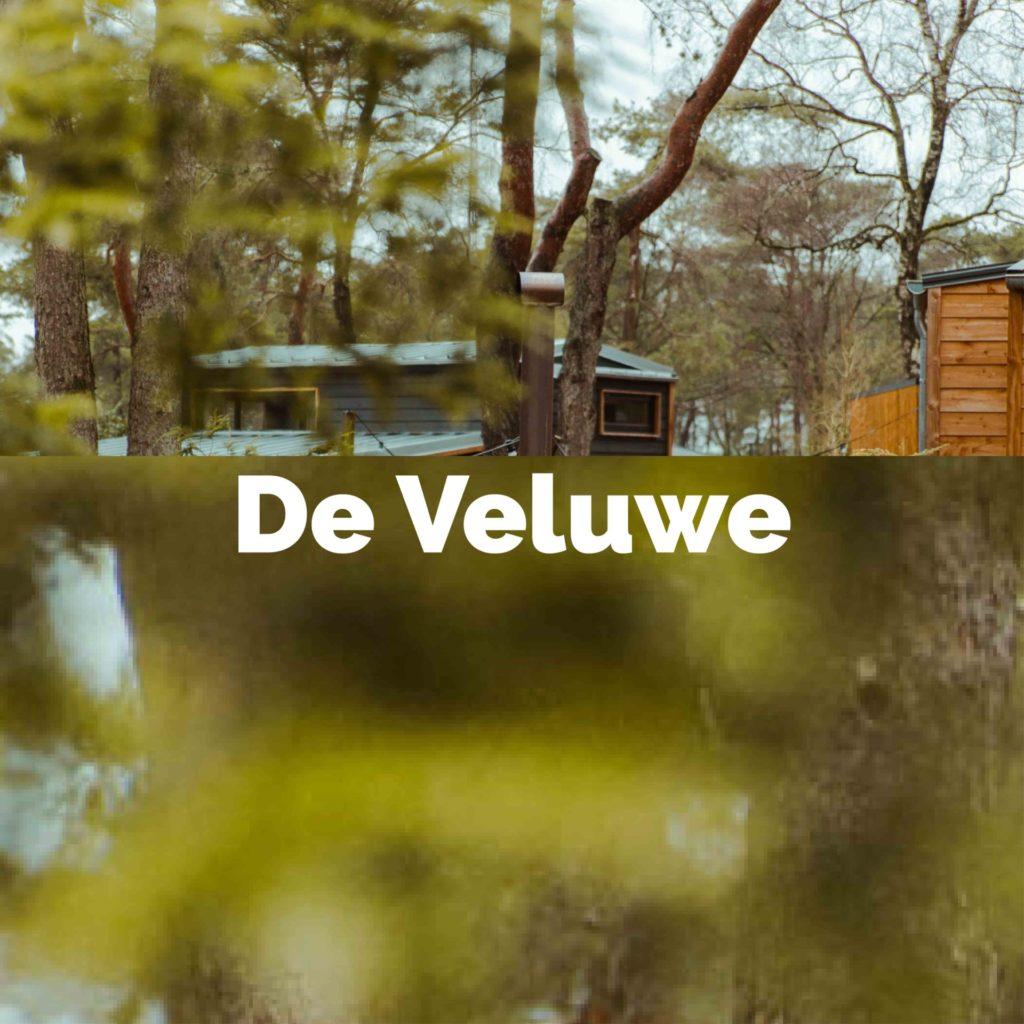 Ontdek de tofste accommodaties op De Veluwe