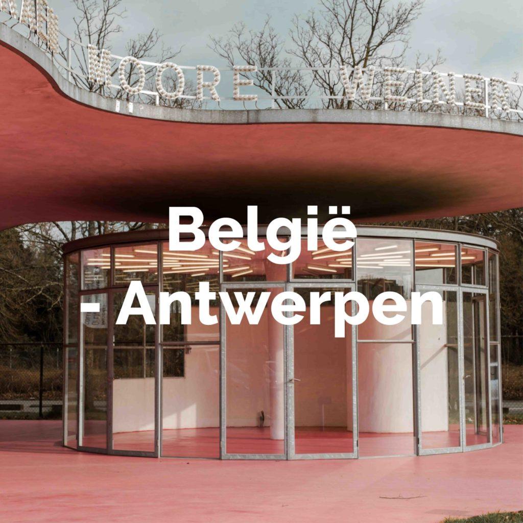 Ontdek alle reistips en hotspots in Antwerpen, België