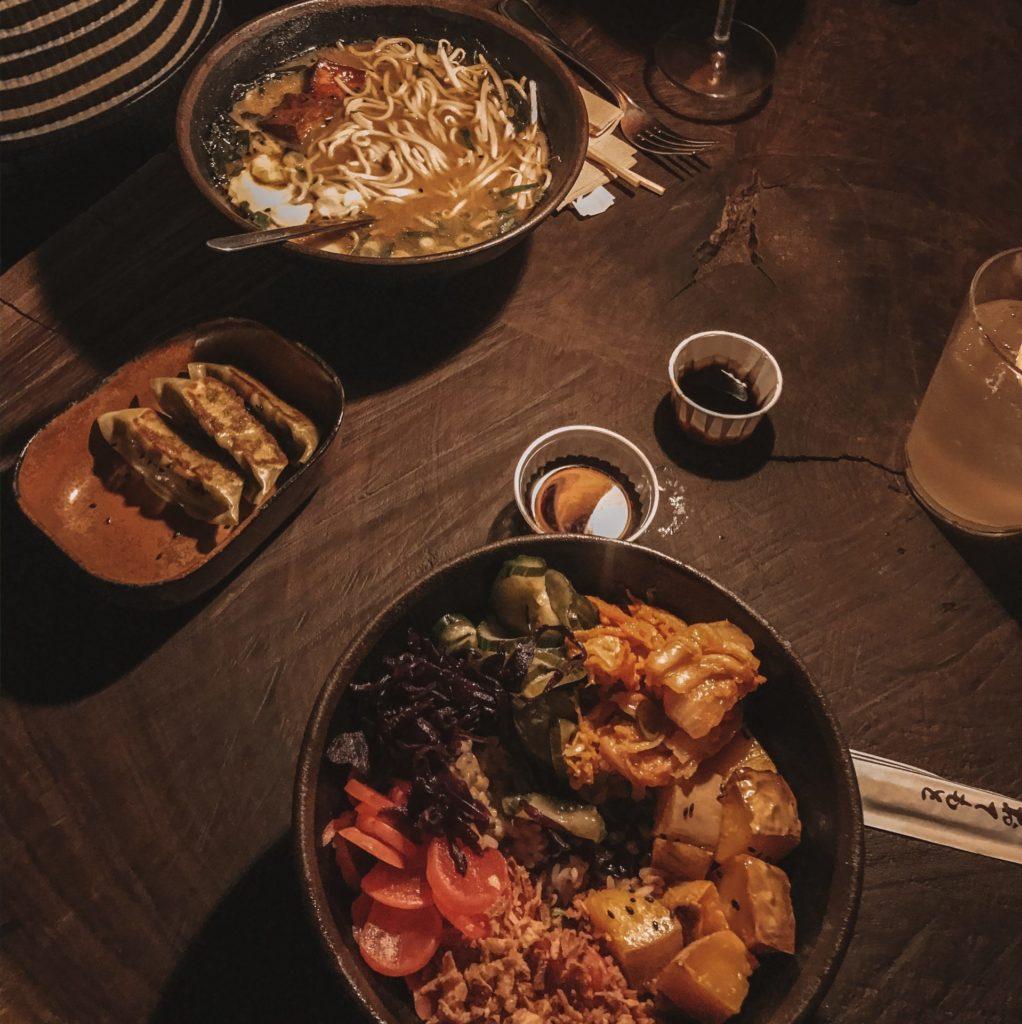 Vegan hotspots Brussel: Kumiko