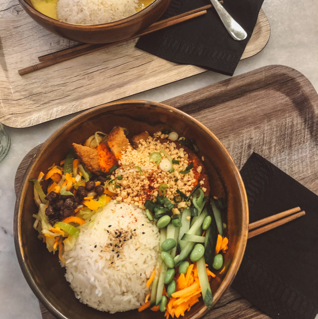 Veganistisch restaurant in Brussel: Liu Lin