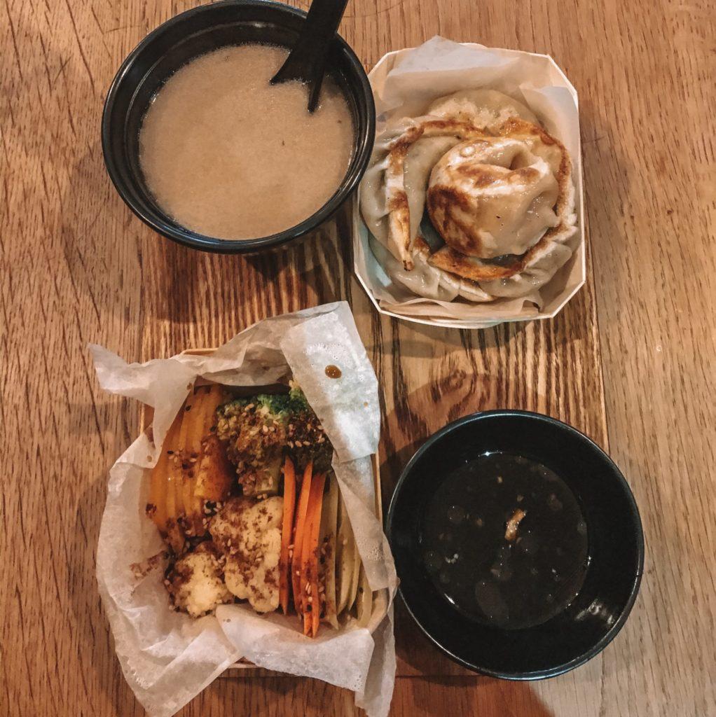 Veganistisch restaurant in Brussel: Mo Mo