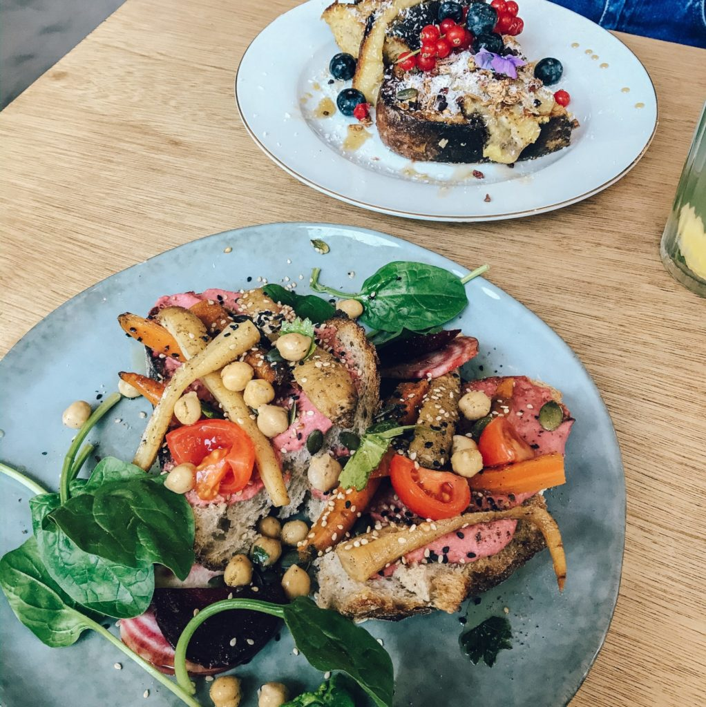 Vegan hotspots in Brussel: The Wild Lab
