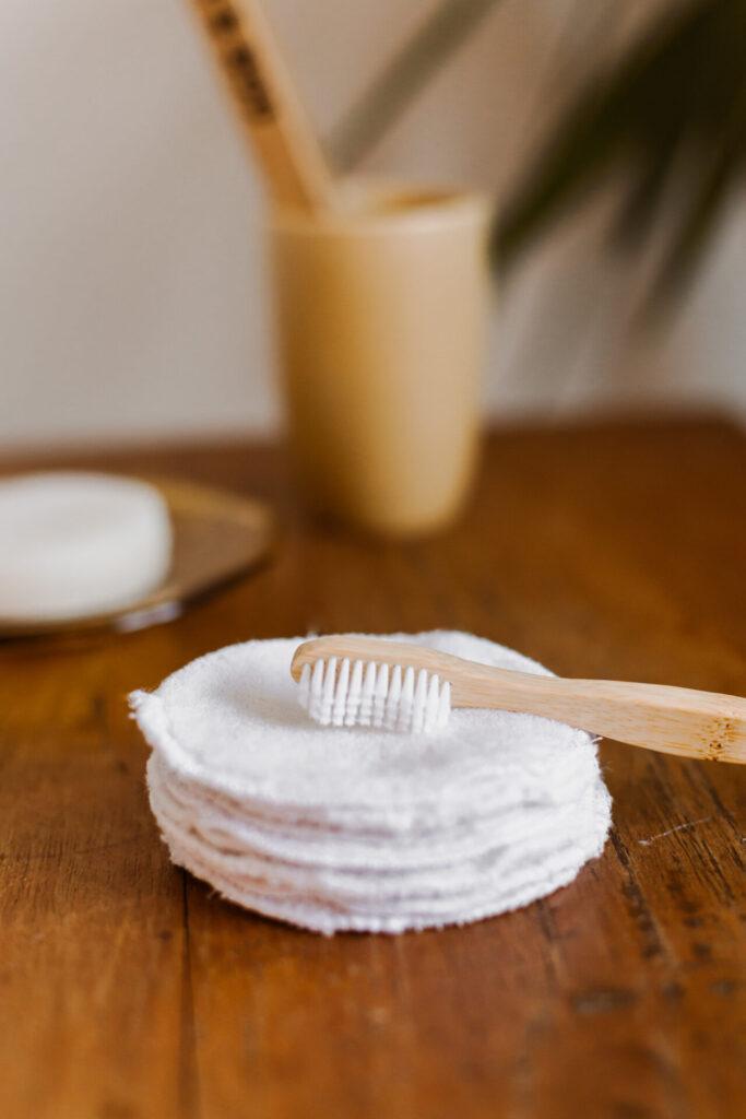 Bamboe tandenborstel van Paper & Boo