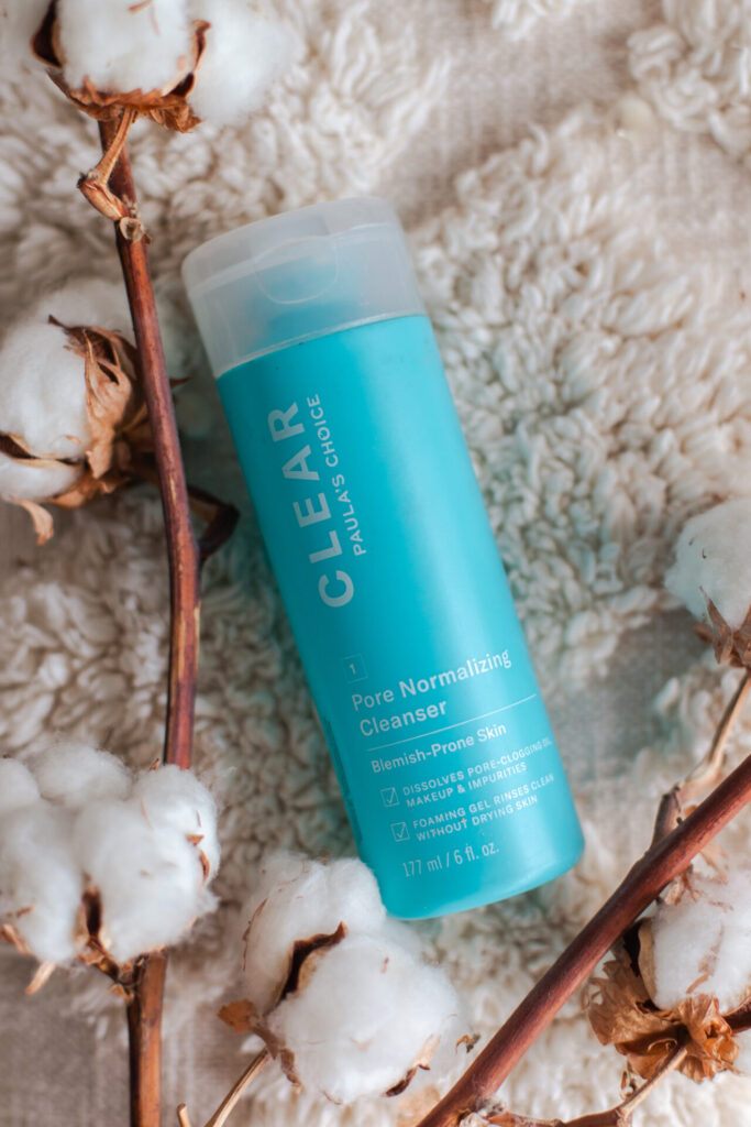 Paula's Choice review: Pore Normalizing Cleanser
