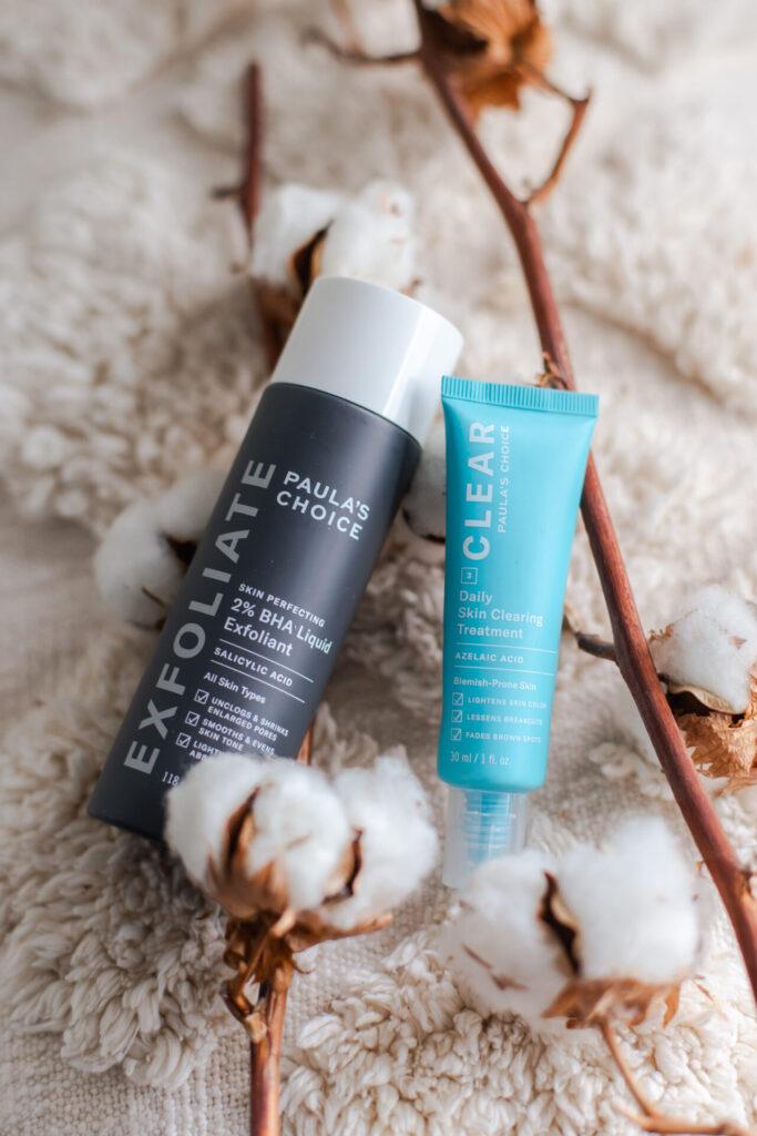 Paula's Choice review: verminderen acne met Clear Skin lijn