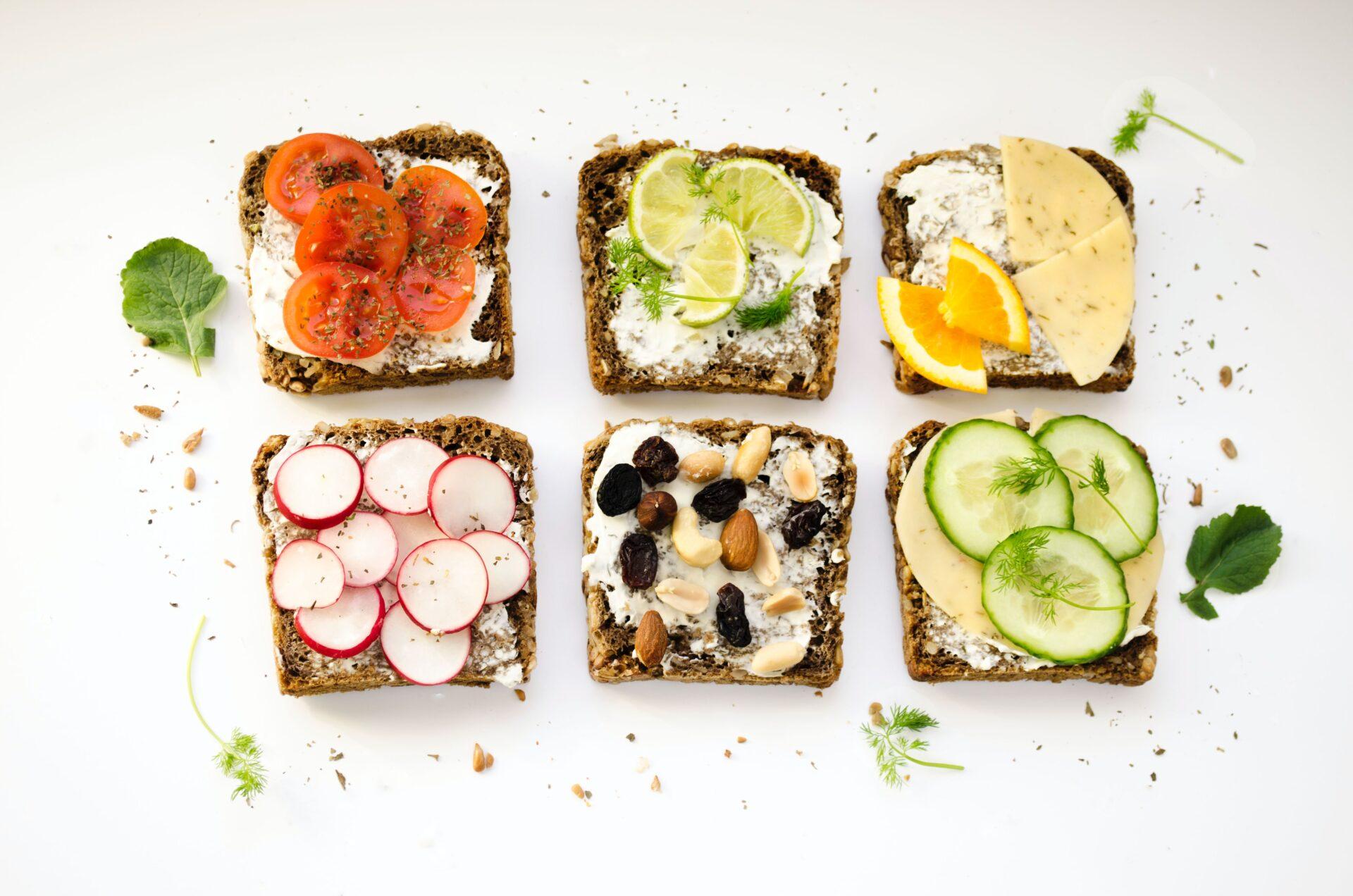 Tips voor gezond eten op reis