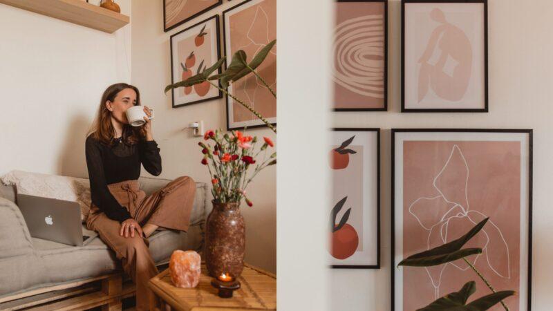 Muren opfleuren met posters en wanddecoratie