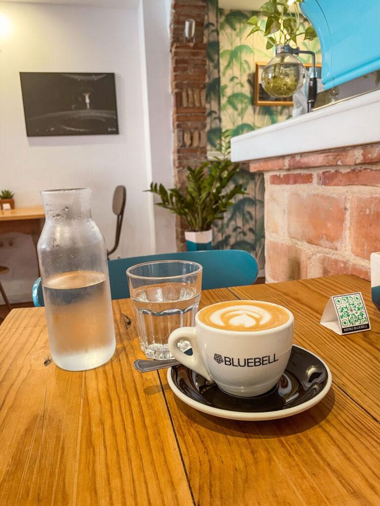 Bluebell Coffee Roasters in de wijk Ruzafa