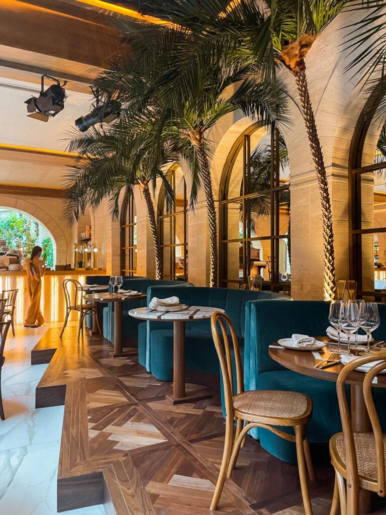 Restaurant Voltereta Manhattan in Valencia